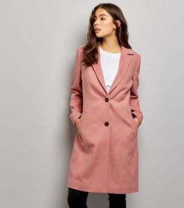 pink-button-front-coat